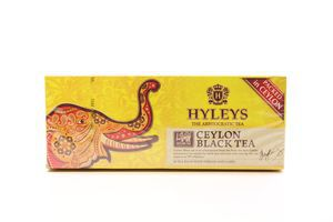 Чай черный цейлонский Hyleys к/у 20х1.5г
