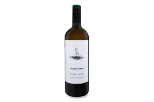 Вино 0.75л 13.5% біле сухе Pinot Gris Leleka Wines пл