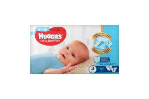 Підгузки Huggies UC Box (3) boy 112 шт