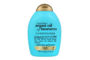 Кондиціонер для волосся Ogx Argan oil of Morocco Відновлюючий з аргановою олією 385мл