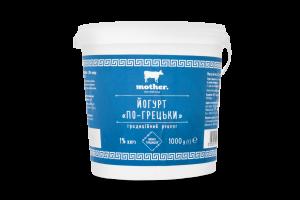 Йогурт Лавка традицій Mother по-Гречески 1%