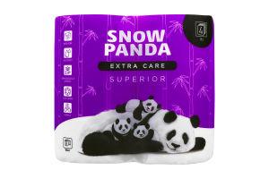 Сніжна панда EXTRA CARE туал.пап. 4-шаров. 8шт Superior