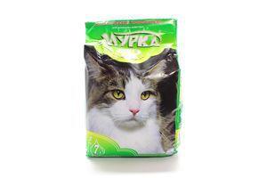 Наповнювач Мурка для кошачого туалету 5кг х4