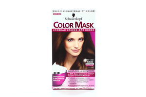 Краска для волос 560 Color Mask Schwarzkopf