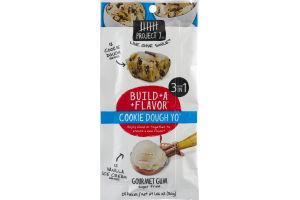 Project 7 Build A Flavor Gourmet Gum Sugar Free Cookie Dough Yo - 24 PCS