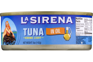 La Sirena Sardines In Oil