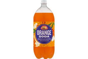 Tierra Latina Orange Soda