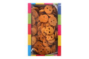 Печиво цукрове Пірати Friendy к/у 0.4кг