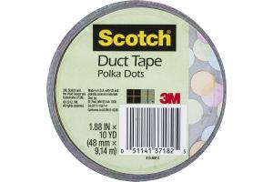 Scotch Duct Tape Polka Dots