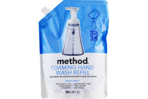 Method Foaming Hand Wash Refill Sweet Water