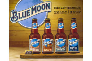 Blue Moon Brewmaster's Autumn Sampler - 12 CT