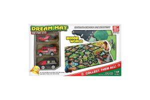 Іграшка коврік дітячий арт.SQ80663-4 у коробці 36*20*7 см 2 вида