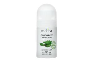 Дезодорант Melica екстракт алое 50мл