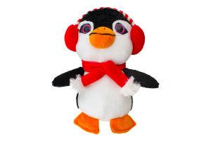 Іграшка м'яка для дітей від 3років Пінгвін Перрі Stip 1шт