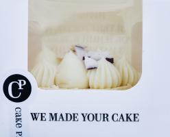 Чізкейк кокосовий Cake production к/у110г