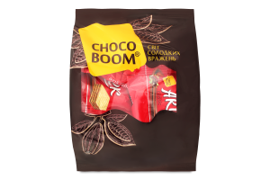 Конфеты Artek bite size ChocoBoom м/у 0.18кг