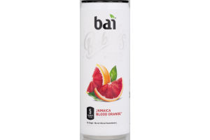 Bai Bubbles Sparkling Antioxidant Infusion Jamaica Blood Orange