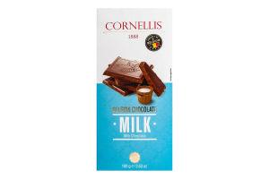 Шоколад молочний 100г Корнеліс