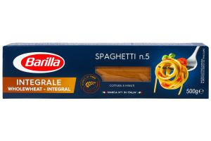 Макарони Barilla Спагетті №5 500г х25