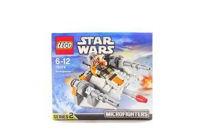 Конструктор LEGO Star Wars Snowspeeder 6-12 75074