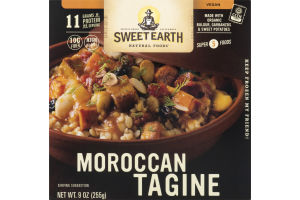 Sweet Earth Natural Foods Moroccan Tagine