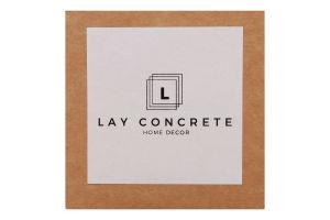 Свічка Mango&Coconute Lay Concrete 1шт