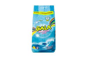 Порошок пральний для кольорових речей Морська свіжість Gala 8кг