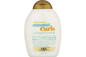 OGX Quenching + Coconut Curls Conditioner