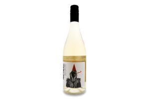Вино 0.75л 12% біле сухе Partybeast Pinot Grigio Crazy Animals пл