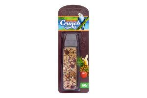 Кранч фруктовый для декоративных птиц Crunch Продукт 60г