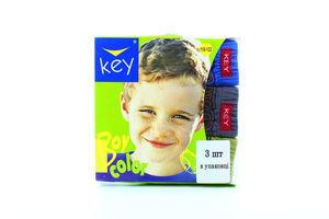 Труси Key для хлопчиків 3шт 116-122 BPC 707
