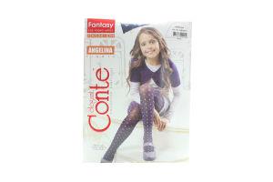 CONTE-KIDS Fantasy колготи дитячі Angelina р.146-152 marino