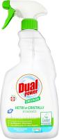 Засіб для чищення багатофункціональний для скла дзеркал та хромованих виробів Dual Power 750мл