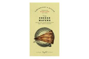 Вафли Cartwright&Butler сырные с медом и горчицей