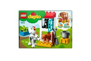 LEGO® DUPLO® Ферма: домашние животные 10870