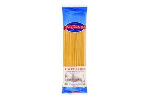Изделия макаронные Capellini Del Castello м/у 400г