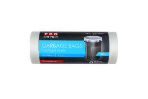 Пакети для сміття 70х110см 120л №16205700 PRO service 10шт