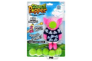 Іграшка Стріляюче звірятко Poppers 54300