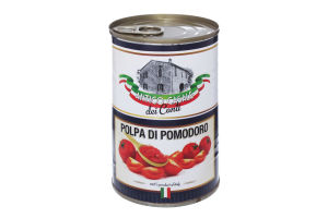 Томати очищені (пелаті) у власному соку тм ANTICO CASALE 2650мл