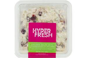 Hyperfresh Chicken Salad with Cranberries & Pecans