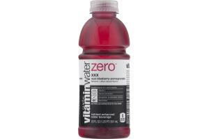 vitaminwater Zero XXX Acai-Blueberry-Pomegranate