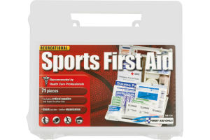 First Aid Only Recreational Sports First Aid Kit