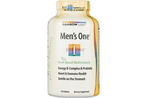 Rainbow Light Men's One Tablets - 150 CT