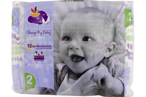 Always My Baby Diapers Size 2 - 37 CT