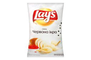 Чипсы со вкусом красной икры Lay's м/у 120г