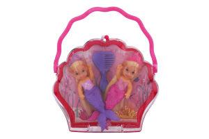 Ляльки для дітей від 3 років №5733765 Little Mermaid Sisters Steffi Love Simba 2шт