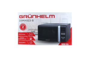 Піч мікрохвильова №23MX823-B Grunhelm 1шт