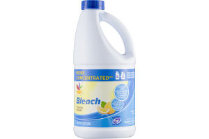 Ahold Bleach Lemon Scent