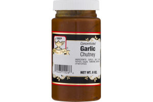 Deep Concentrated Garlic Chutney