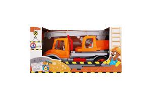 Іграшка для дітей від 3років №3695 Автокран Технок 1шт